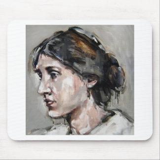 Virginia Woolf Mouse Mat