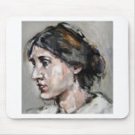Virginia Woolf Mouse Pad
