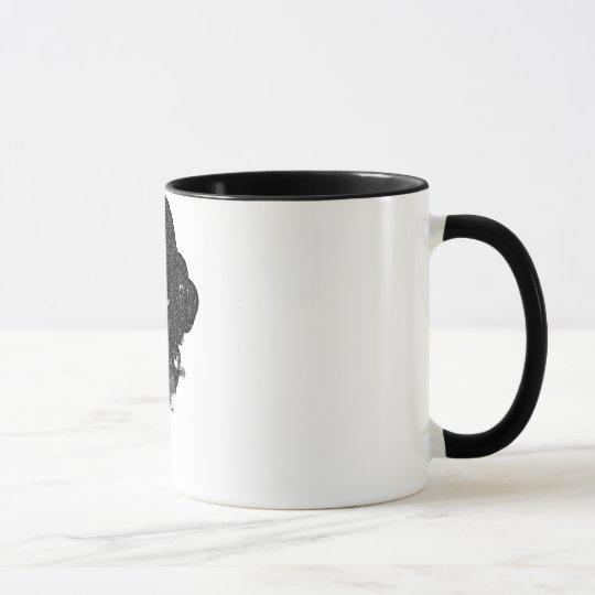Virginia Woolf mug