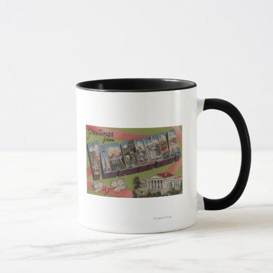 VirginiaLarge Letter ScenesVirginia 2 Mug