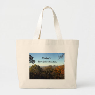 Virginia's Blue Ridge Mountains Tote Bags