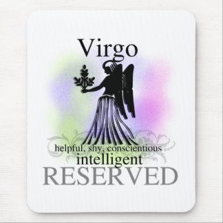 Virgo About You Mouse Pad