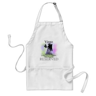 Virgo About You Standard Apron