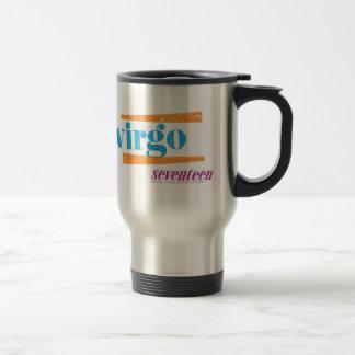 Virgo Aqua Travel Mug