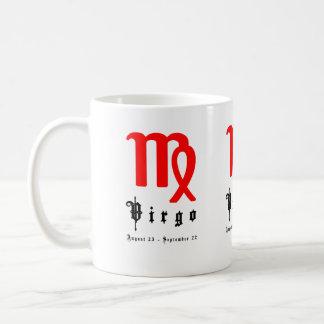 Virgo, August 23 - September 22 Mugs
