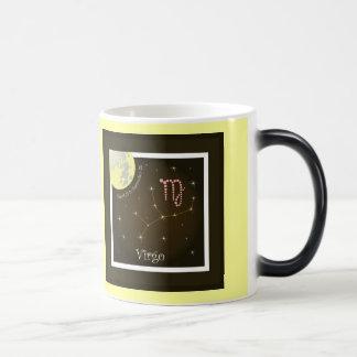 Virgo August 23 tons of Septembers 23 cup Morphing Mug
