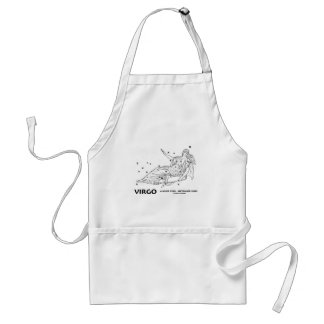 Virgo (August 23rd - September 22nd) Adult Apron