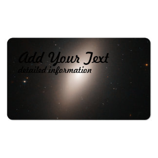 Virgo Cluster Galaxy NGC 4660 Pack Of Standard Business Cards