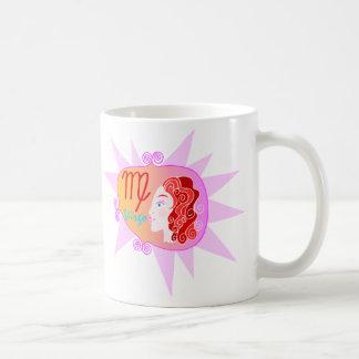 Virgo Coffee Cup