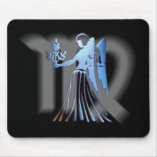 Virgo - Designer Zodiac Mousepad