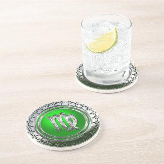 Virgo Drink Coasters