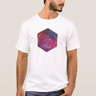 Virgo Galaxy T-Shirt
