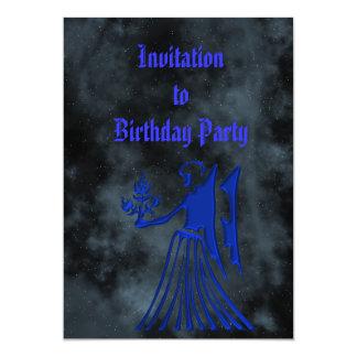 Virgo Personalized Invites