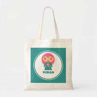 Virgo is my Zodiac Sign Budget Tote Bag