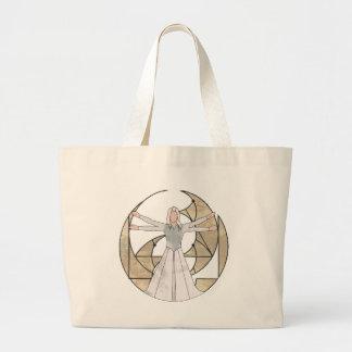 Virgo Jumbo Tote Bag