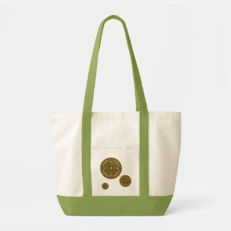 Virgo Light Tote Bag