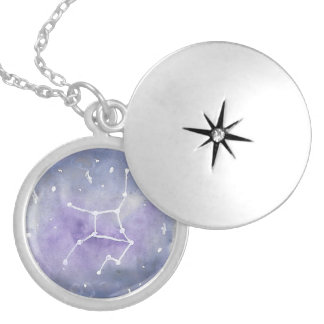 Virgo Locket