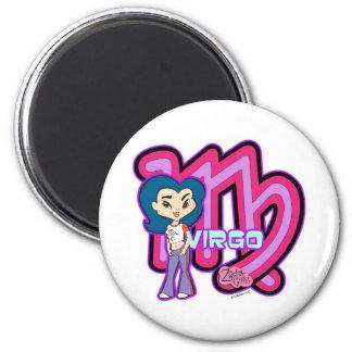 Virgo Magnet