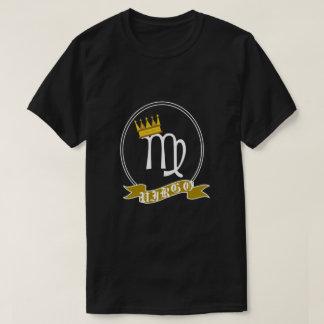 Virgo Men's Basic Dark T-Shirt