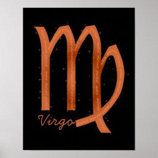 Virgo Poster