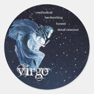 Virgo Stickers