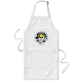 Virgo T-shirts and Gifts Long Apron