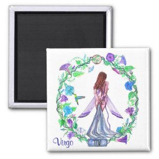 Virgo The Virgin Fridge Magnet