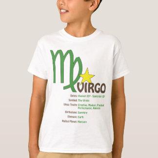 Virgo Traits Kids T-Shirt
