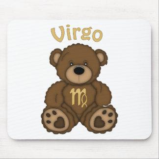 VIRGO Zodiac Astrology Teddy Bear Tees, Gifts Mouse Pad