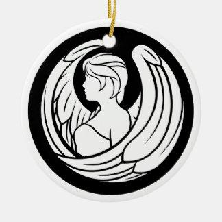 Virgo Zodiac Horoscope Sign Christmas Ornament
