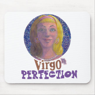 Virgo - Zodiac Mousepad