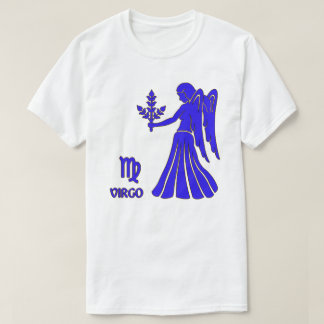 Virgo Zodiac sign color Modern T-Shirt