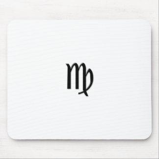 Virgo - Zodiac Sign Mouse Pad