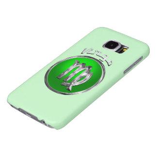 Virgo Zodiac Symbol Samsung Galaxy S6 Cases