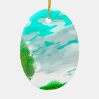 virtual imagination christmas ornament