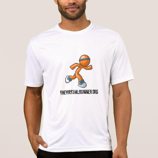 Virtual Runner Sport T-Shirt