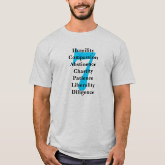Virtues and Sins T-Shirt
