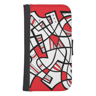 Virtuous Self-Disciplined Friendly Transforming Samsung S4 Wallet Case