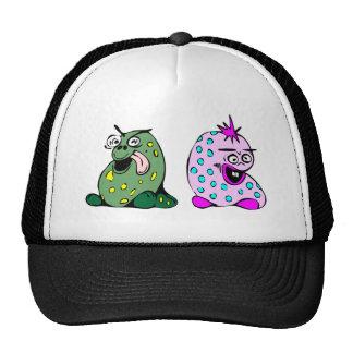 Viruses Mesh Hats