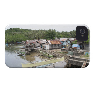 Visayan fishing village iPhone 4 covers