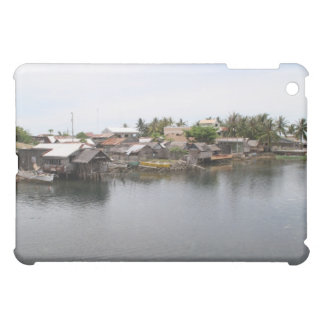 Visayan fishing village case for the iPad mini
