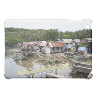 Visayan fishing village cover for the iPad mini