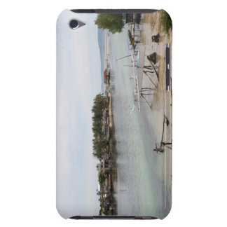 Visayan fishing village iPod touch cases