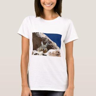Viscacha sunbathing in the Atacama desert Chile T-Shirt