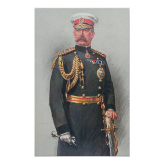 Viscount Kitchener of Khartoum Poster