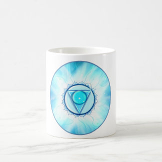Vishuda. Chakra of the communication Coffee Mug