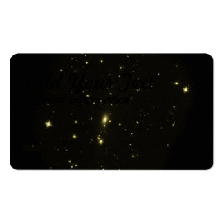 Visible-Light Image of Galaxy Cluster MS 0735 Pack Of Standard Business Cards