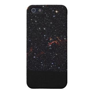 Visible Light Image of Kepler's Supernova Remnant iPhone 5/5S Case