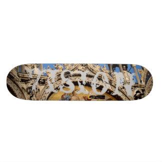Vision 1010 custom skateboard
