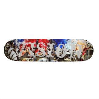 Vision 1016 custom skate board